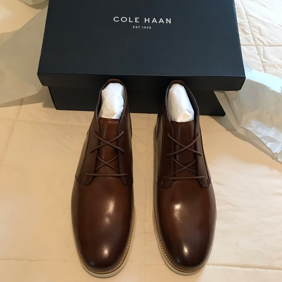 Cole Haan Mens Original Grand Chukka